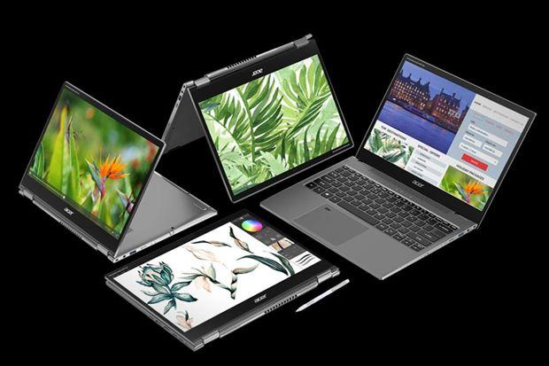 Ringan tapi Tangguh, Acer Spin 5 Lite dan Spin 3 Active Masuk Indonesia