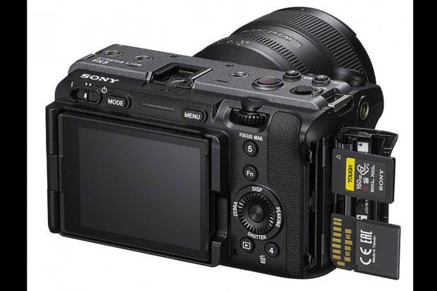 Sony FX3 Jadi Kamera Sinema Termurah Sony, Speknya Mirip A7S III