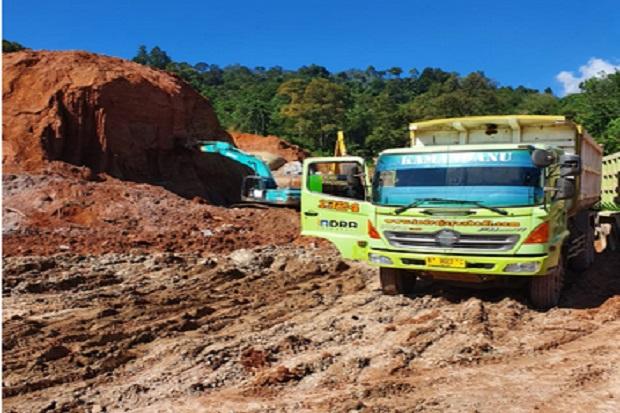 Kontraktor Jalan Tol Padang Sicincin di Padangpariaman Resah dengan Pungli dan Blokade Jalan