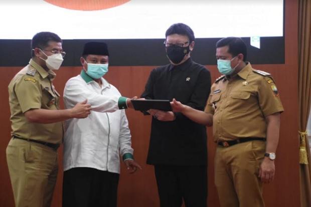 Luncurkan SPBE di Sumedang, Tjahjo Kumolo: Birokrasi Harus Cepat