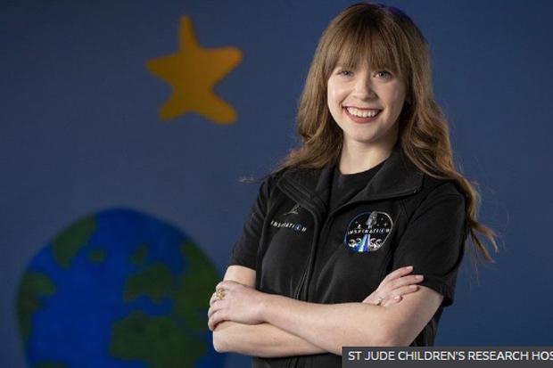 Hayley Arceneaux, Penyintas Kanker Pertama yang Ak