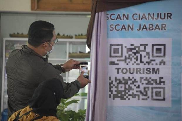 Promosikan Destinasi Wisata, Jabar dan Cianjur Sinergi Luncurkan Scan Jabar Scan Cianjur