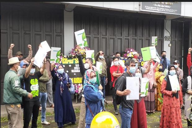 Dugaan Investasi Bodong Mulai Ditangani Mabes Polri, Dirut PT GAB: Kami Akan Kooperatif