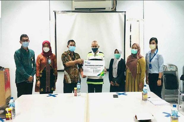 Meninggal Kecelakaan, Ahli Waris Ainul Rofiq Dapat Jaminan Pensiun Seumur Hidup dari BPJamsostek