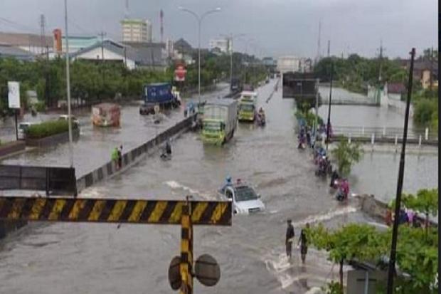 Ini 30 Titik di Semarang yang Tergenang Banjir