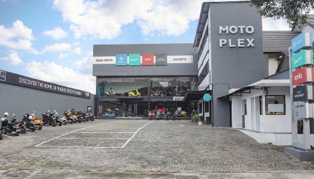 Motoplex, Ekslusivitas Gaya Hidup Piaggio 360 Derajat
