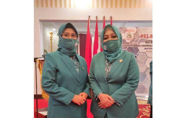 Aulia Yaumil ADJ Jabat Ketua Tim PKK Kabupaten Pasangkayu