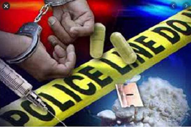 Sepekan, Aplikasi Horas Paten Polres Simalungun Ungkap 5 Kasus Narkotika