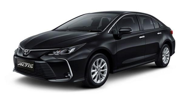 Tampilan dan Fitur Keamanan Daihatsu Altis di Jepang Diperbarui