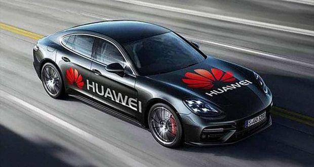Tak Mau Kalah dengan Apple, Huawei Bersiap Buat Mobil Listrik