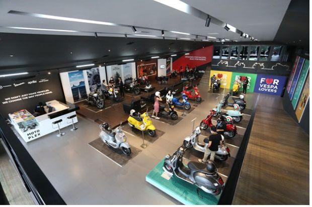 Dealer Premium untuk Piaggio Group Brand, Kini Hadir Makin Dekat, Makin Lengkap
