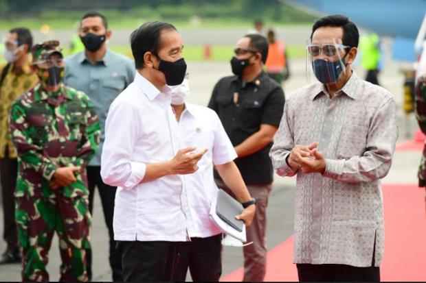 Agenda di Yogya, Ini yang Dilakukan Presiden Jokowi