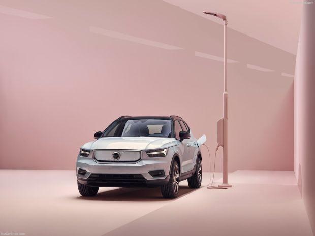 Nambah Lagi, Giliran Volvo yang Siap Full Listrik