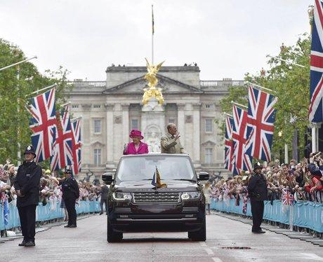 95 Mobil Terbaik Inggris Rayakan Ulang Tahun ke-95 Ratu Inggris
