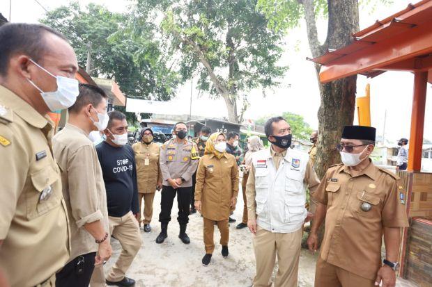 Pemkab Serang Implementasikan PPKM Mikro di Tingkat Desa