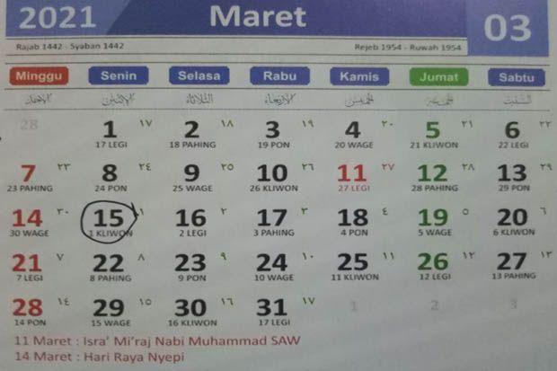 Jadwal Puasa Maret 2021, Kesempatan untuk Qadha Puasa Ramadhan