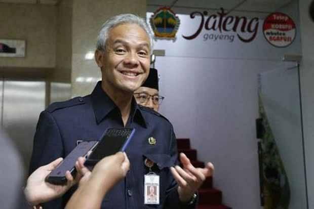 Sempat Memanas, Ganjar Damaikan Wali Kota dan Wakil Wali Kota Tegal