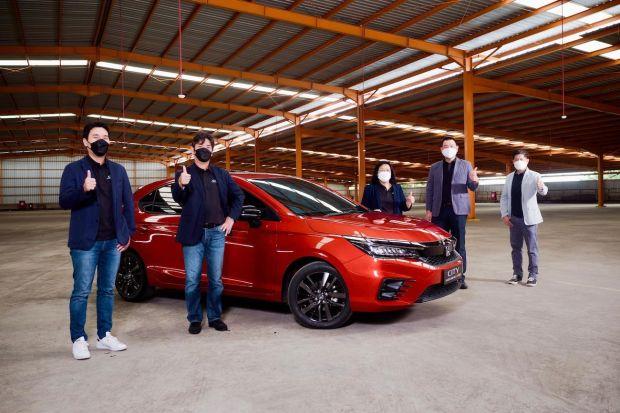 HPM Resmi Hadirkan Honda City Hatchback RS di Indonesia