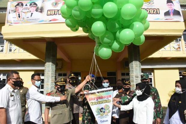 Wali Kota Gorontalo Minta BPBD dan Satpol Tingkatkan Integritas