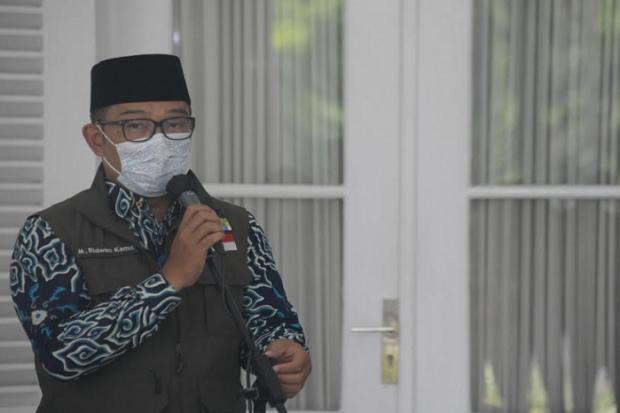 COVID-19 Berulang Tahun, Doa Ridwan Kamil Semoga Binasa Selamanya