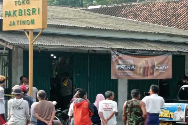 Polres Blitar Kejar Pelaku Lain Dalam Pembunuhan Bos Toko Kelontong