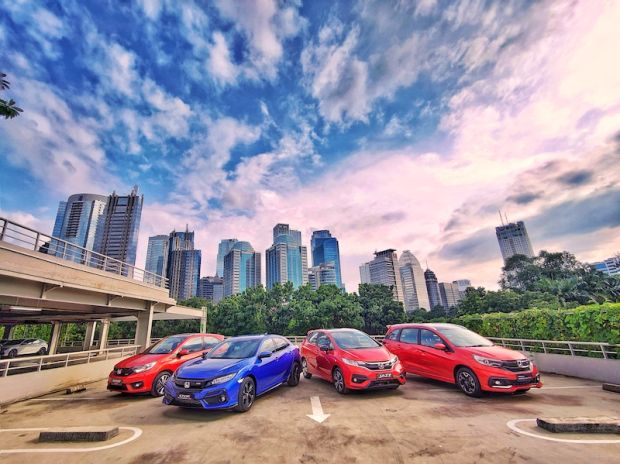 Selain City Hatchback RS, Ini Koleksi Lengkap Honda dengan Emblem RS