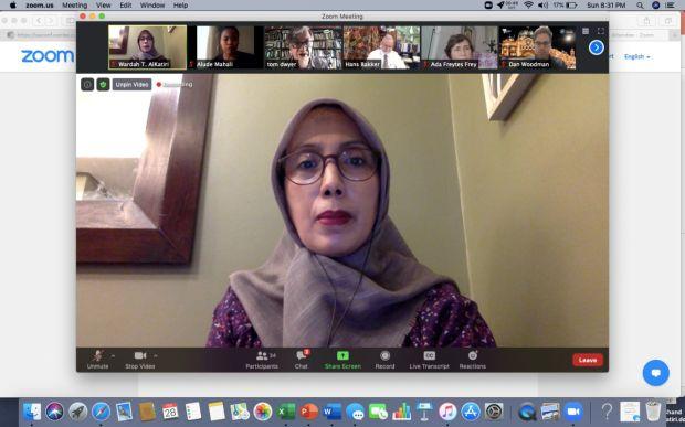 Wakili Indonesia di Forum Internasional, Dosen Unusa Bedah Problematika Pangan