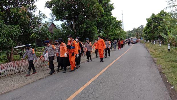 8 Jam Dicari, Korban Tenggelam di Bone Ditemukan Tersangkut di Tepi Sungai