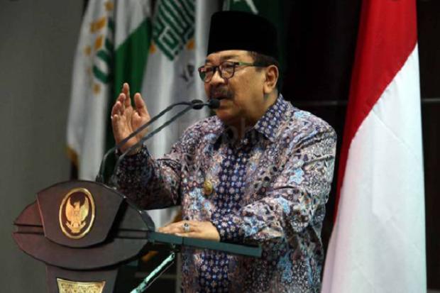Kabar Mantan Gubernur Jatim Soekarwo Meninggal Dunia Dipastikan Hoax