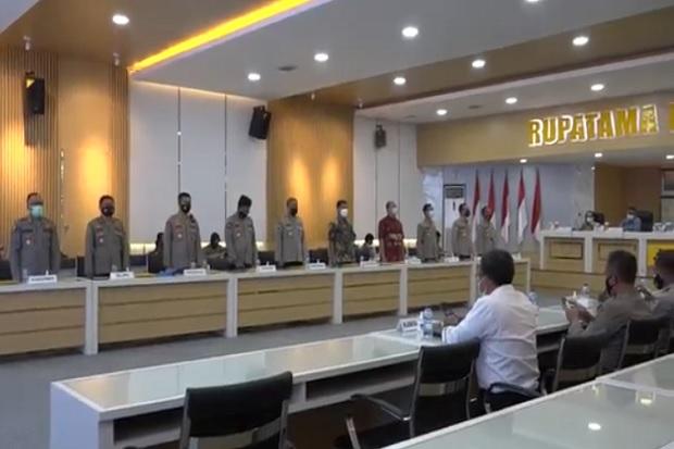 Polda Jatim Canangkan Pembangunan Zona Integritas