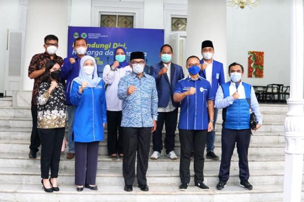 Desy Ratnasari Siap Bersanding dengan Ridwan Kamil di Pilgub Jabar 2023