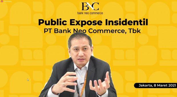 Jadi Bank Digital, BNC Jamin Keamanan dengan Teknologi Penuh Improvement