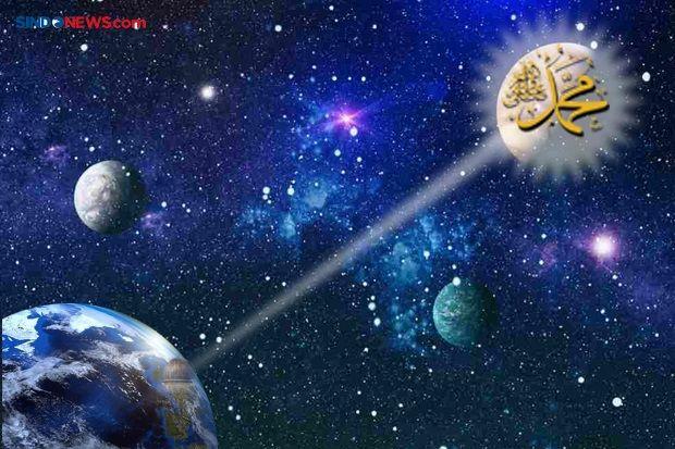 Isra Miraj (2): Jin Ifrit Tersungkur Ketika Mengincar Rasulullah di Atas Buraq