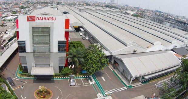 Pasar Otomotif Tumbuh di 2021, Daihatsu Catatkan Market Share 17,8%