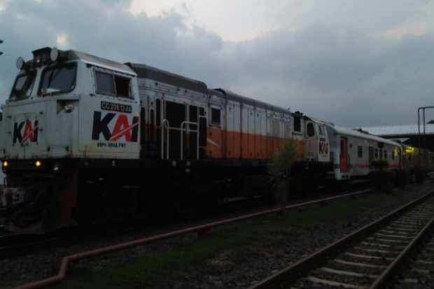 Kereta Api Kertanegara Rute Purwokerto-Malang Resmi Meluncur
