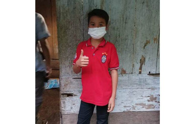 Kedua Orangtuanya Lumpuh, Bocah Manggarai Timur, NTT Mendapatkan Bantuan Kemensos