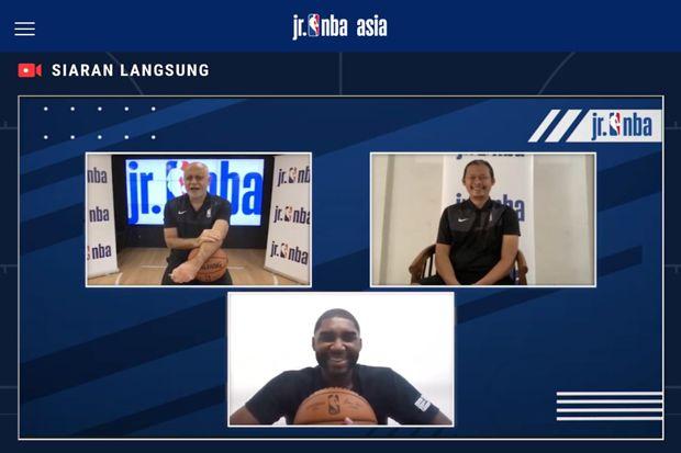 Berikut Ini Cara Daftar Online Belajar Basket dari Para Pemain NBA