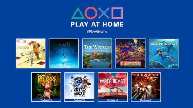 Jangan Ketinggalan! Sony Gratiskan 10 Game Miliknya bagi Pelanggan PlayStation Plus