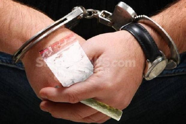 Oknum Polisi Anggota Polres Tanjungpinang Ditangkap, Miliki 102 Gram Sabu