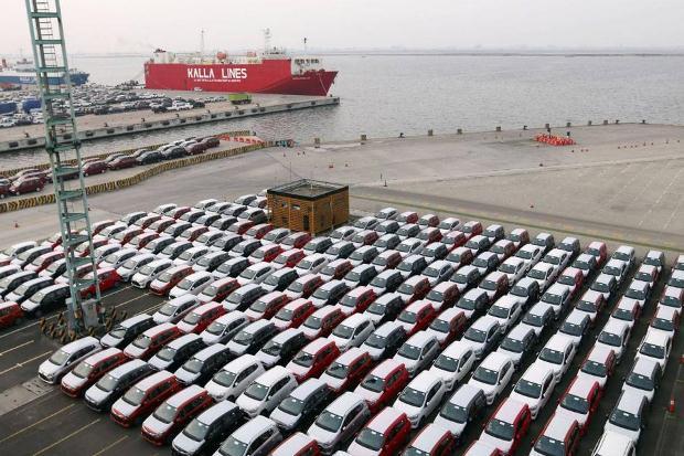 Ekspor Kendaraan CBU Mulai Kembali Ngegas