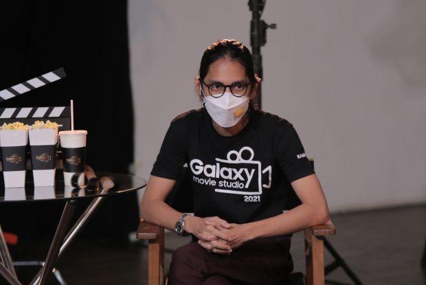 Sutradara Angga Sasongko Habis-Habisan Eksplorasi Fitur Galaxy S21 Ultra 5G untuk Bikin Film