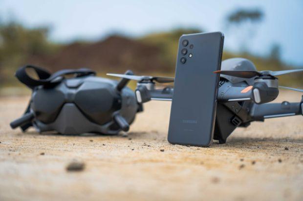 Tanpa Camera Bump, Desain Samsung Galaxy A32 Mudah Bikin Jatuh Hati