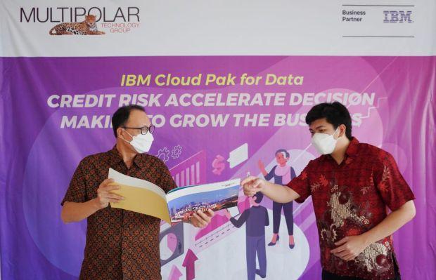 Lewat IBM Cloud Pak for Data, Perusahaan Bisa Ketahui Detail Calon Nasabah