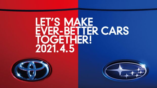Misteri Mobil Kembar Toyota dan Subaru yang Rilis 4 April