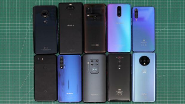 5 Ponsel Harga Rp 3-7 Jutaan Terbaik Maret 2021