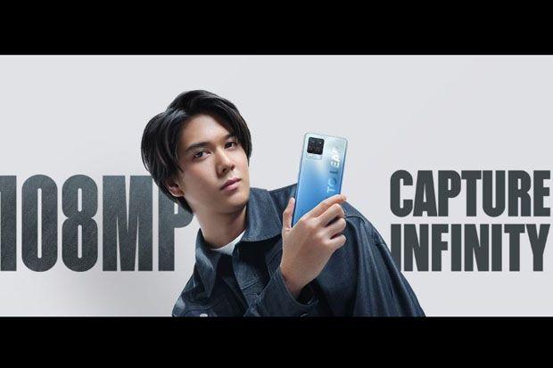 Siap-siap Upgrade Smartphone Kamu ke Era Kamera 108 MP di realme 8 Series