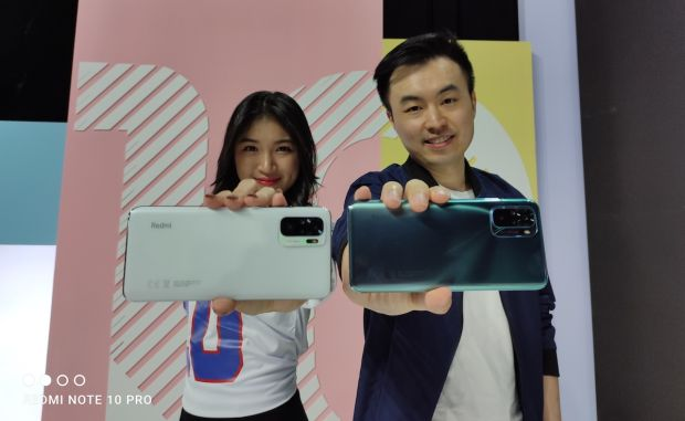 Ini Perbedaan Xiaomi Redmi Note 10 dan Xiaomi Redmi Note 10 Pro