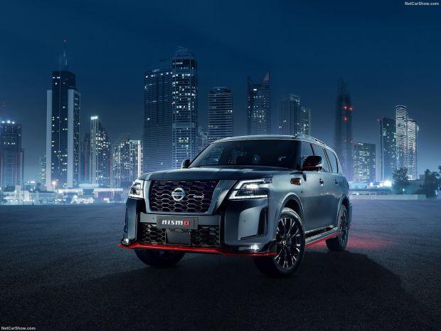 Nissan Patrol Nismo Ekslusif Untuk Crazy Rich Timur Tengah