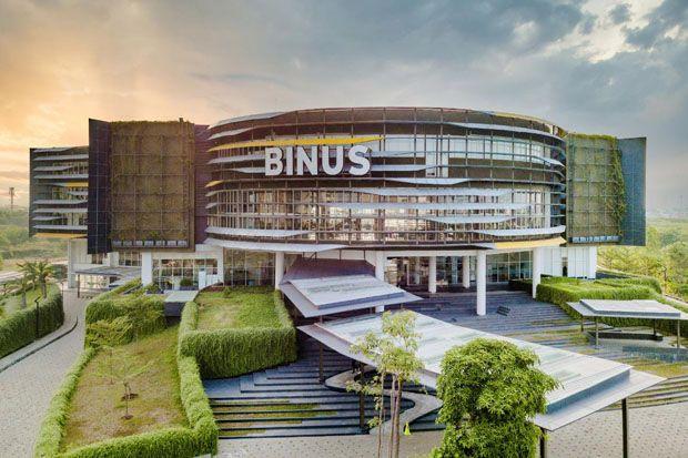 Online Learning Binus University Raih Rating 5 Stars