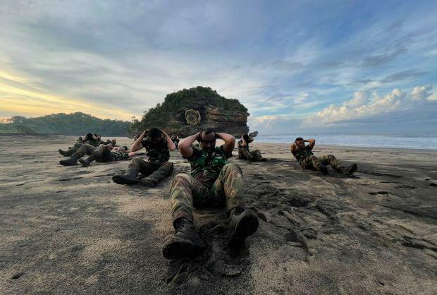 Bertahan Hidup Jadi Modal Utama Prajurit Kapal Selam TNI Angkatan Laut